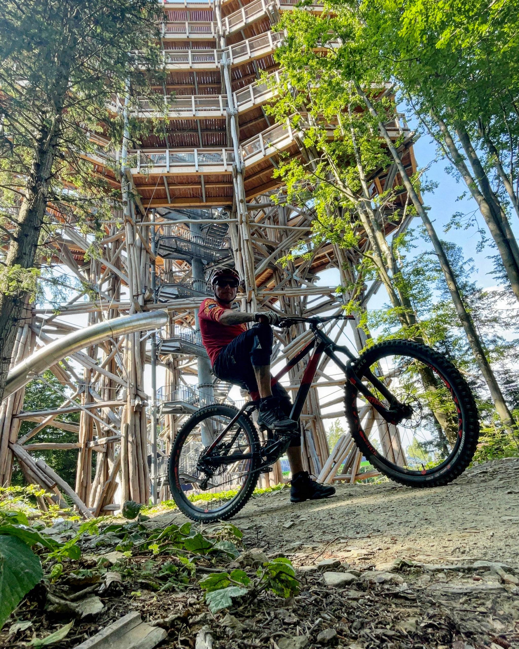 ebike centrum bike park słotwiny arena